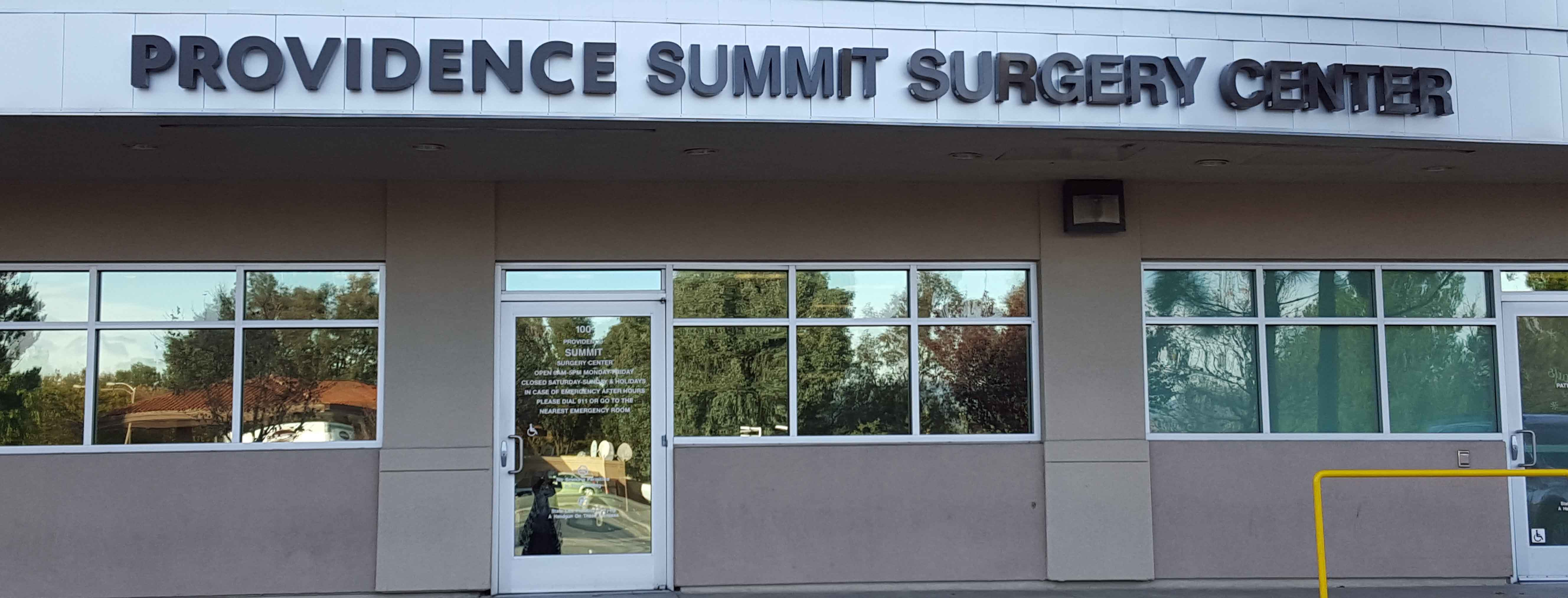 Providence Summit Building